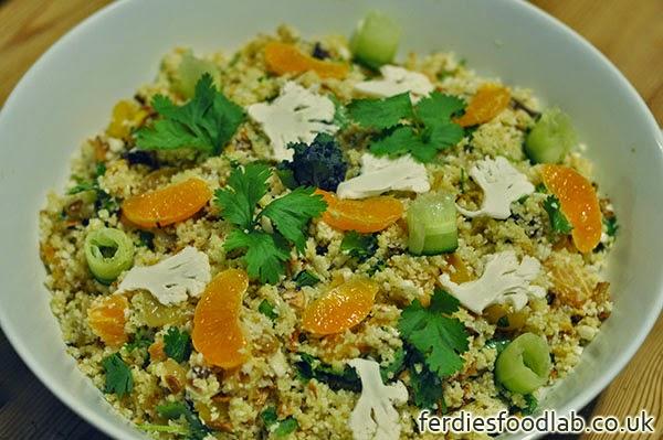 ferdiesfoodlab - London Supper Club - Battersea: Vegetarian @ Maida ...