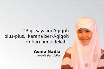Kata-kata Buat Status FB Dari Asma Nadia