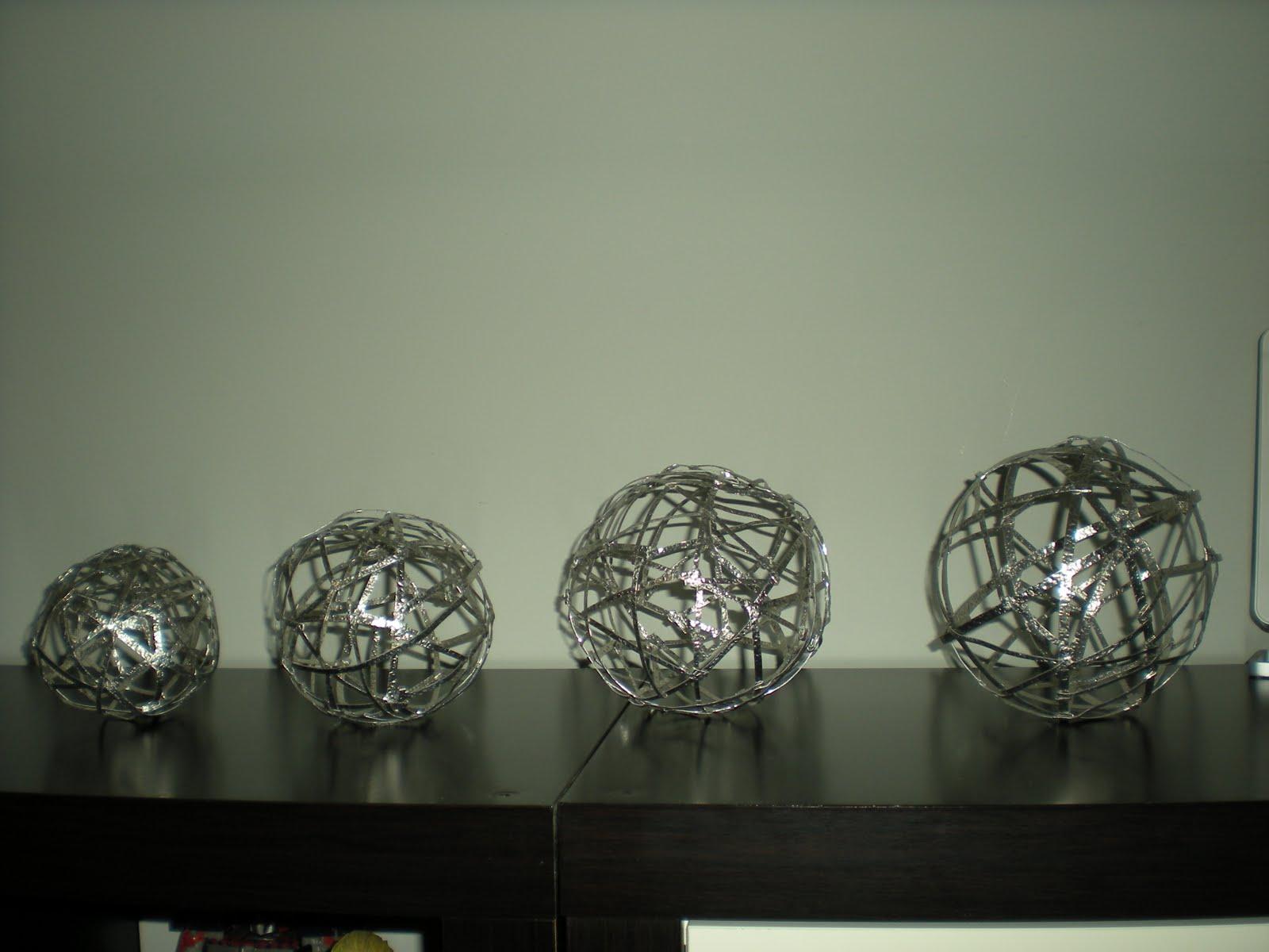Esferas de aluminio | Economic Creativity