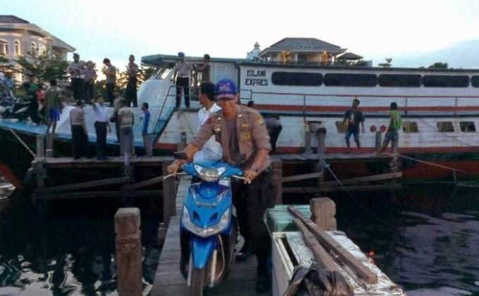 rajia motor pulau pari