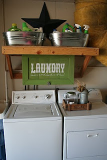 Inspirational Laundry Room