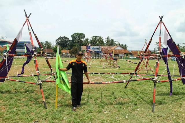 Poto Lomba Pionering