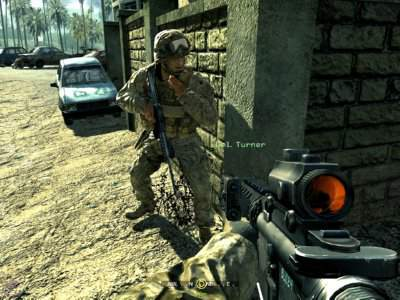 Call of Duty 4 - Modern Warfare Screenshots