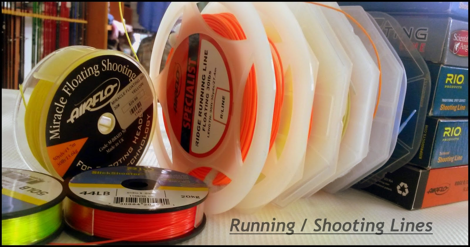 Gorge fly shop blog guide to running shooting lines guide to running shooting lines nvjuhfo Choice Image
