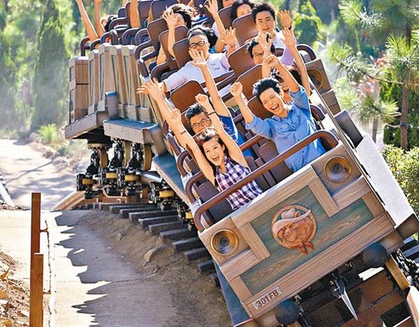 迪士尼樂園旅遊