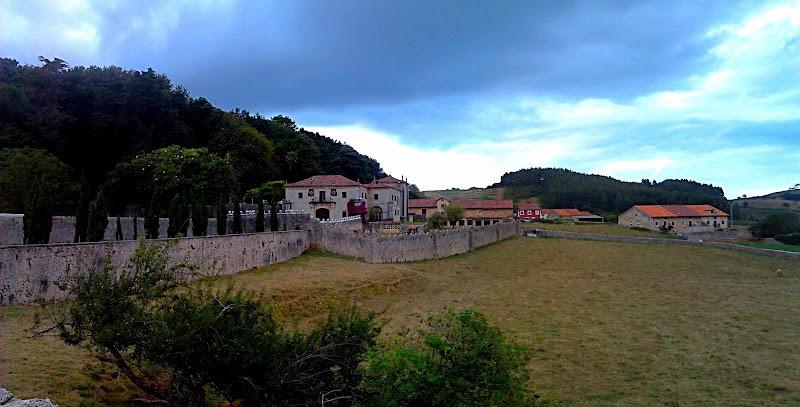 Palacio de los Condes de Isla