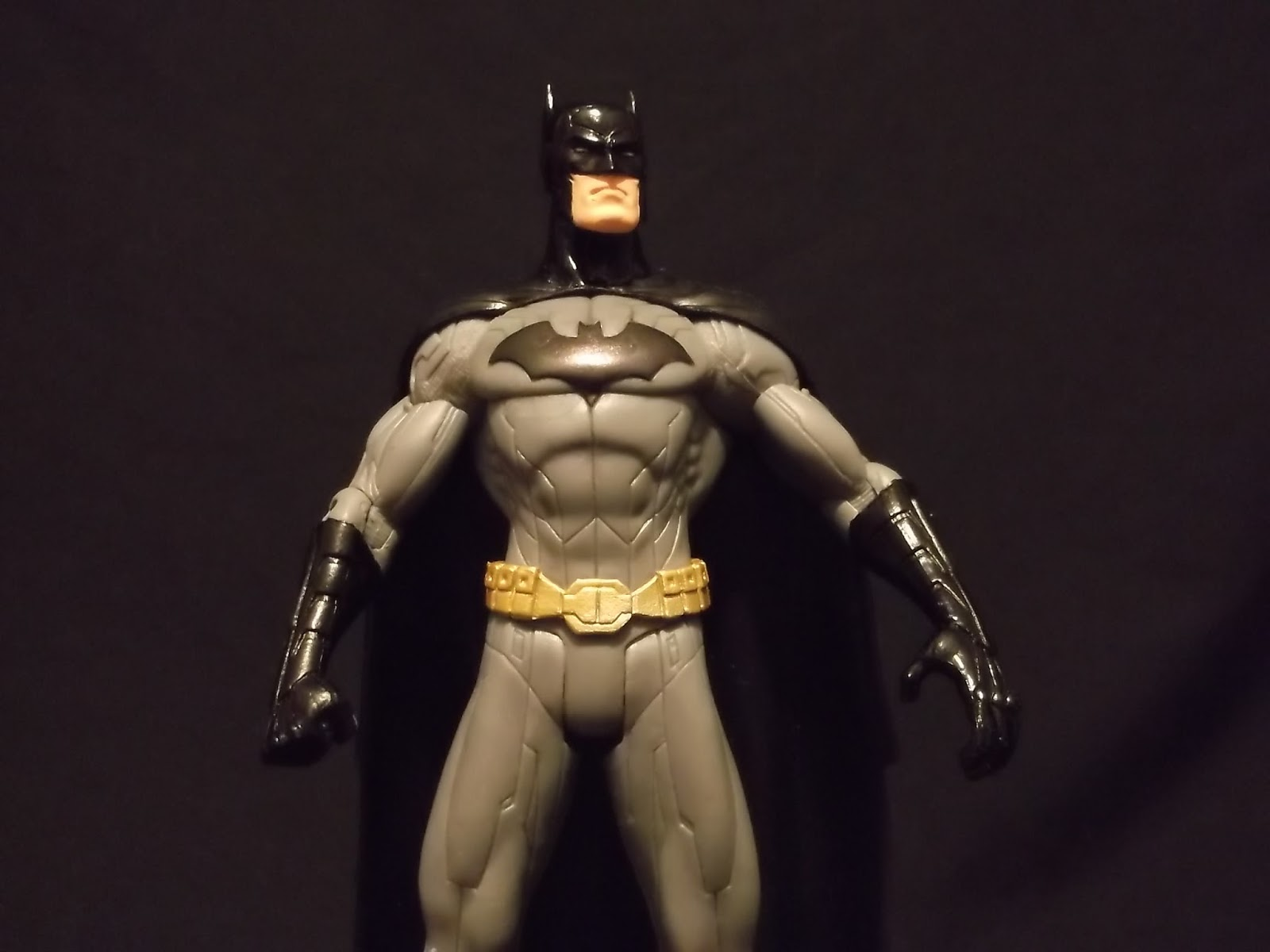 the alley dc collectibles justice league new 52 batman