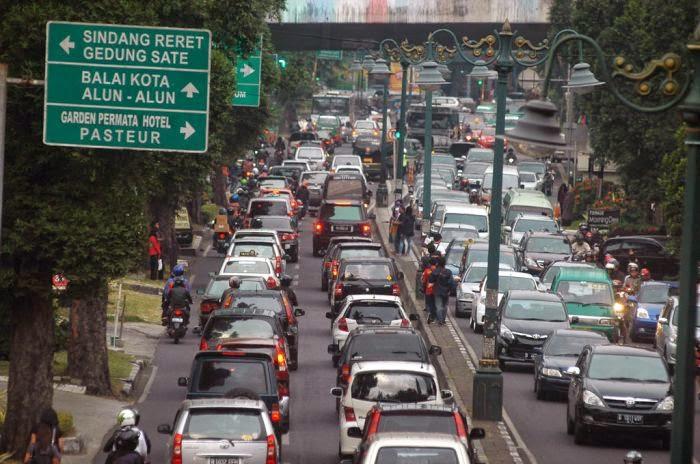 Pengamat: 3 Tahun Lagi Kota Bandung Macet Total