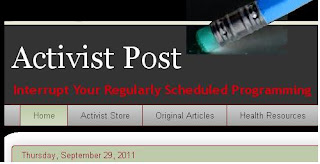 activist post erased: internet censorship or cybermetrics psyop?