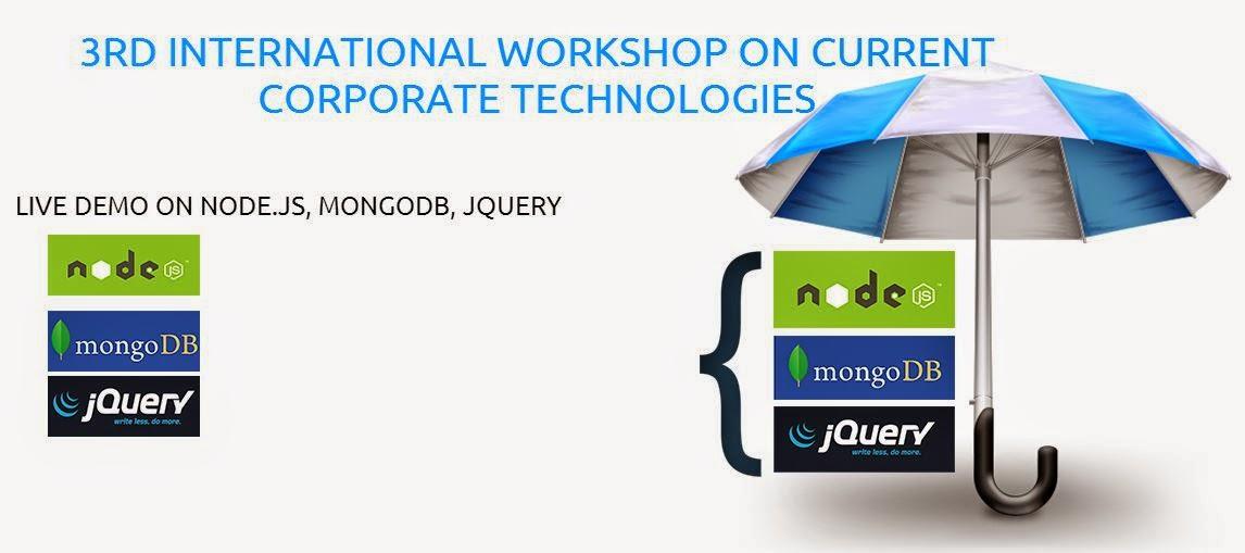 International Workshop on Current Corporate Technologies 2014