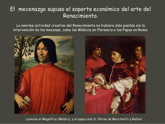 Mecenas Renacimiento