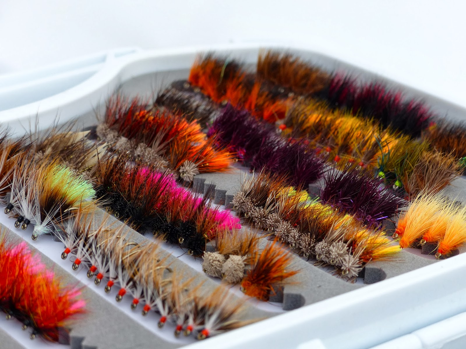 Bushy Bob Flies