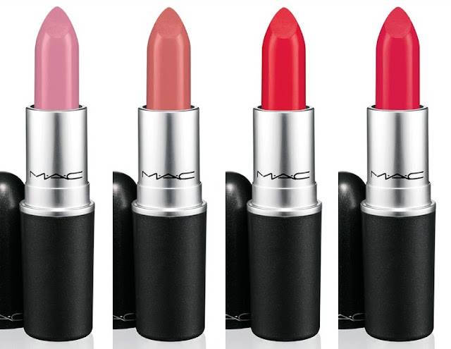 Steady Going, Runway Hit, Dangerous, Relentlessly Red MAC Retro Matte Lipsticks — A Modern Mrs.