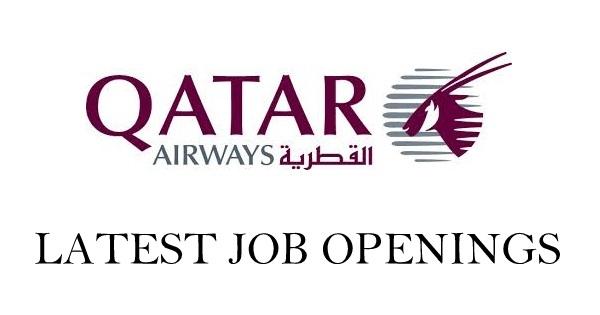 QATAR AIRWAYS Latest Job Openings - Gulf Job Vacancies
