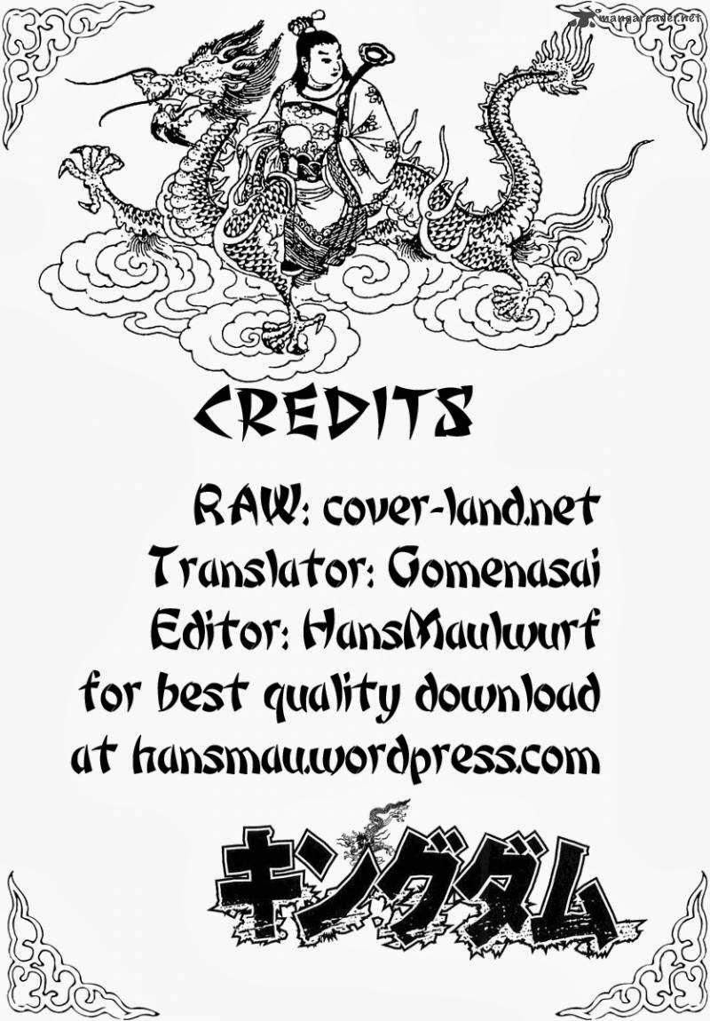 Kingdom - Vương Giả Thiên Hạ Chapter 6 page 20 - IZTruyenTranh.com