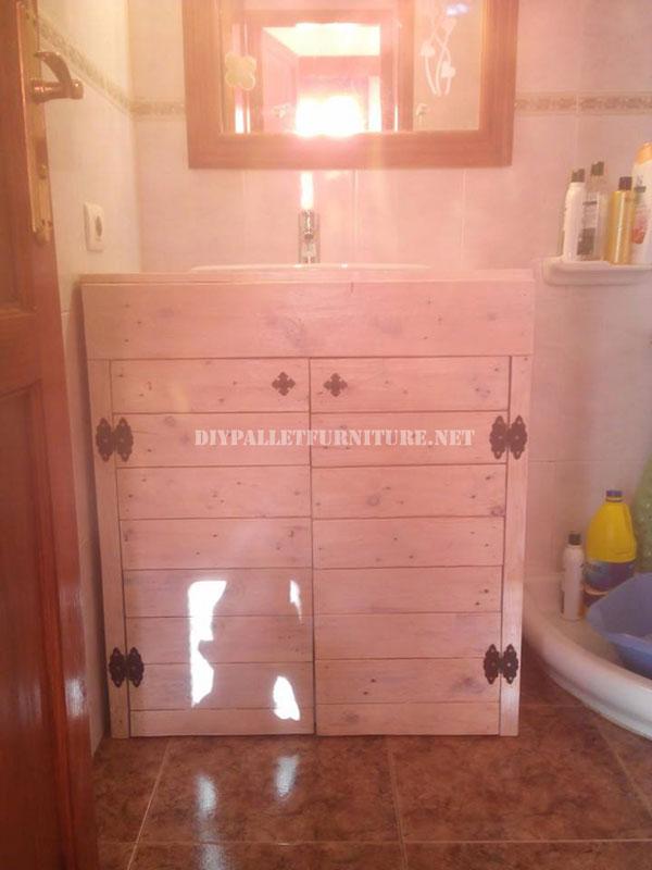 Mueble para el lavamanos del ba o con for El mayorista del mueble