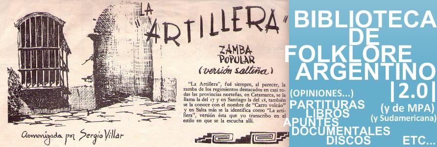 Biblioteca de Folklore Argentino