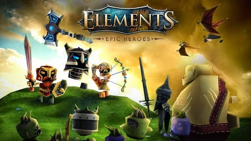 Elements: Epic Heroes 1.0.1 Apk