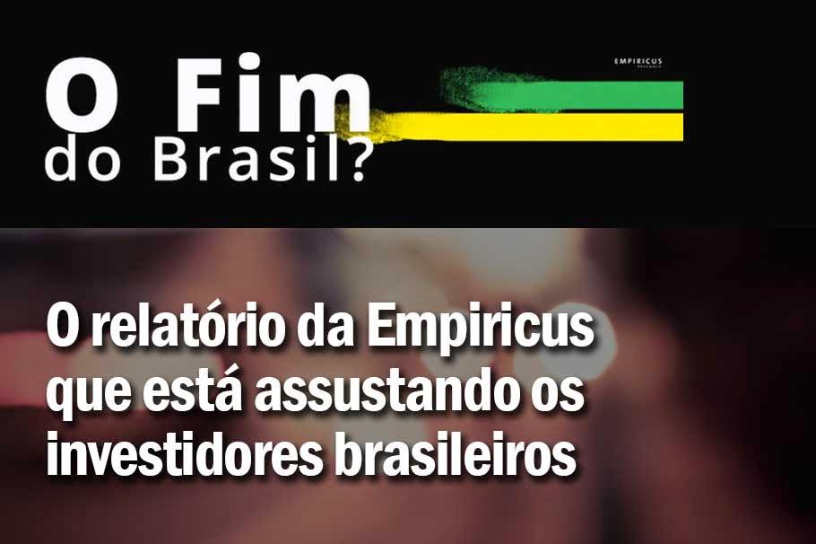 O Fim do Brasil - Empiricus Research - Um Asno