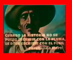 """FPLFM """"Farabundo Marti"""" GPP-GPL 1 de Abril 1970 SIGLO XXI LINEA PROLETARIA SOCIALISTA"""