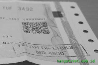 Tiket Thermal KRD Penataran dan Dhoho