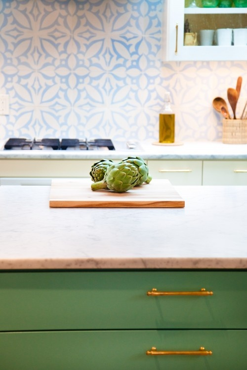 Hochwertig In Der Küche Steigert Sich Das Wohlbefinden, Fördert Ausgeglichenheit Und  Harmonie. Mit Den Küchenmöbeln In Smaragdgrün Wir Erreichen Räume Mit Viel  ...