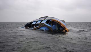 Kapal Imigran gelap di Panggul Trenggalek sengaja dikaramkan?