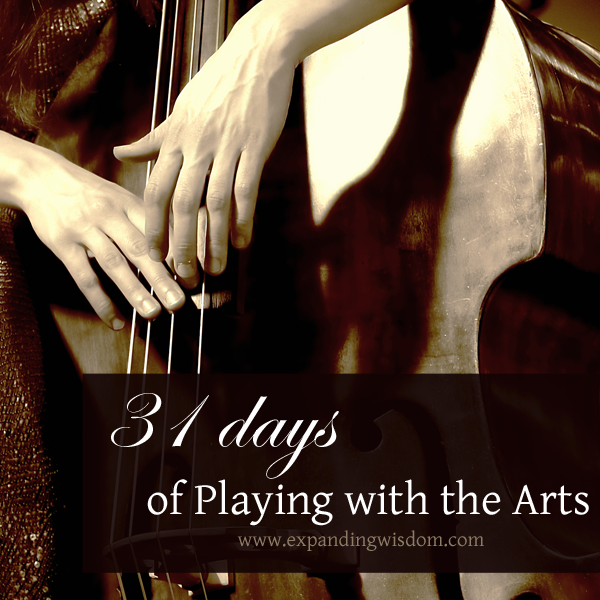 http://www.expandingwisdom.com/2014/09/31-days-of-playing-with-arts.html