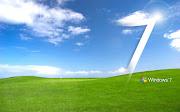 HD Wallpaper of Windows 7 (seven bliss hd wallpaper)