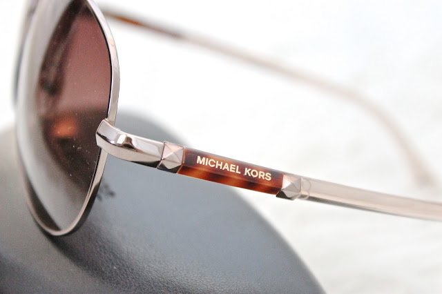 Michael Kors Karmen Rose Gold sunglasses