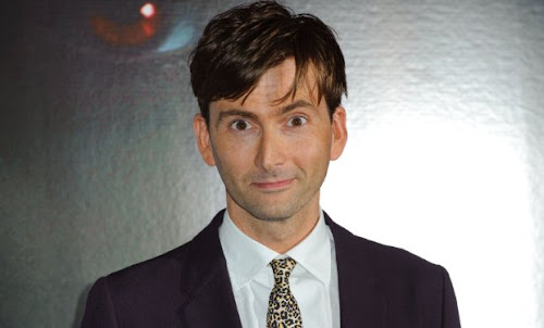David Tennant - Reds And Grays