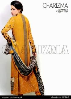 Charizma Winter Embroidered Dresses