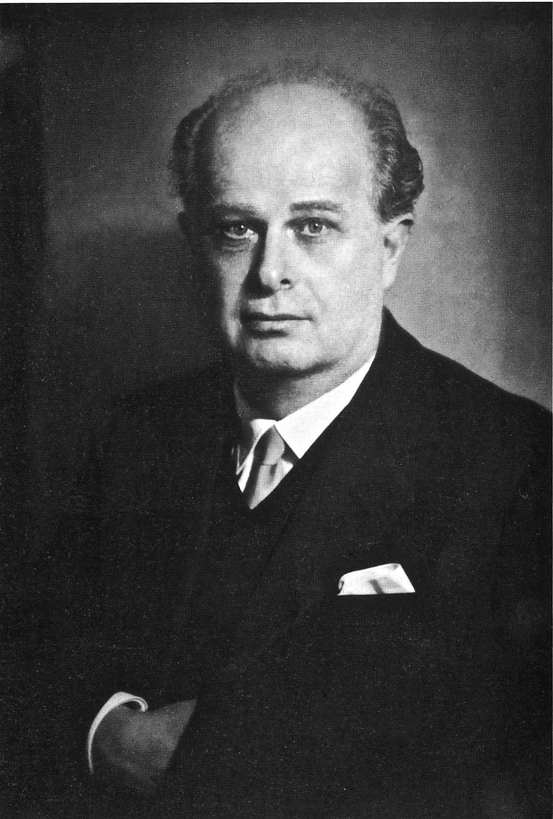 Adriano Olivetti (1901-1960) in un ritratto di Ghitta Carell 811f3bd14dc