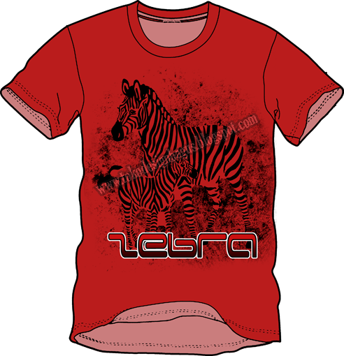 kaos-t shirt-desain