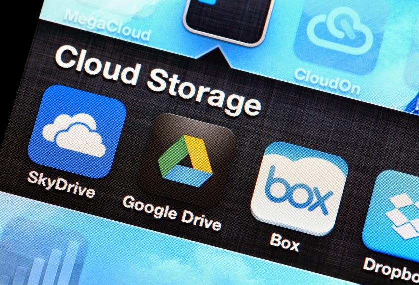 Perbandingan antara Dropbox, Google Drive, OneDrive dan Box