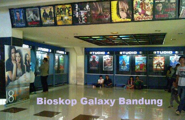 Bioskop Galaxy Bandung