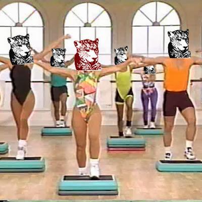 Tiger & Woods - Winter Fitness Mix