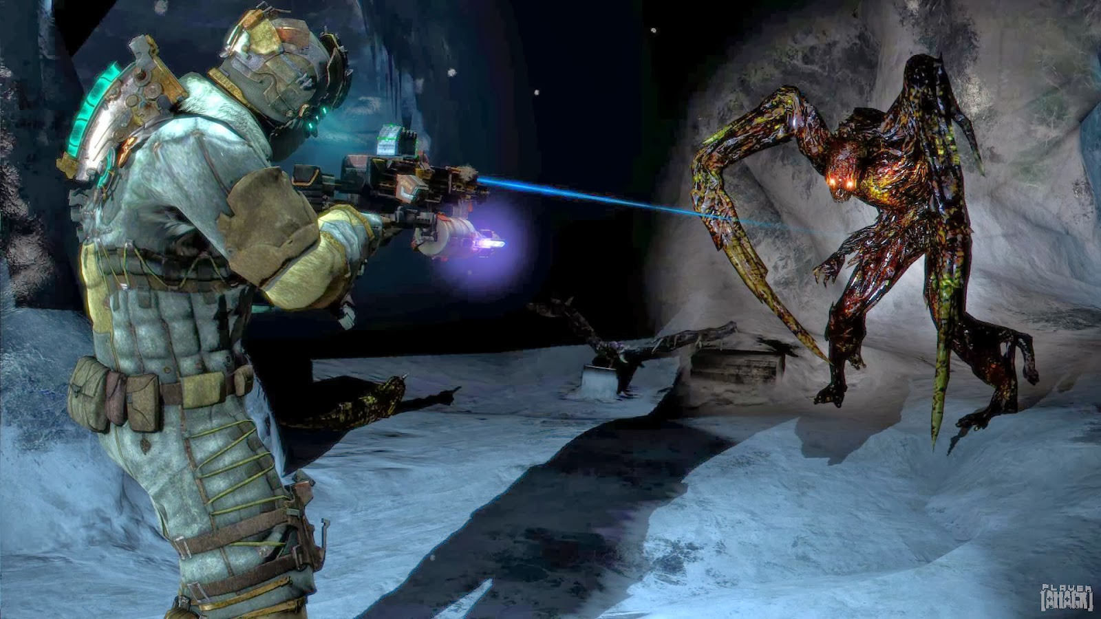 how to play dead space