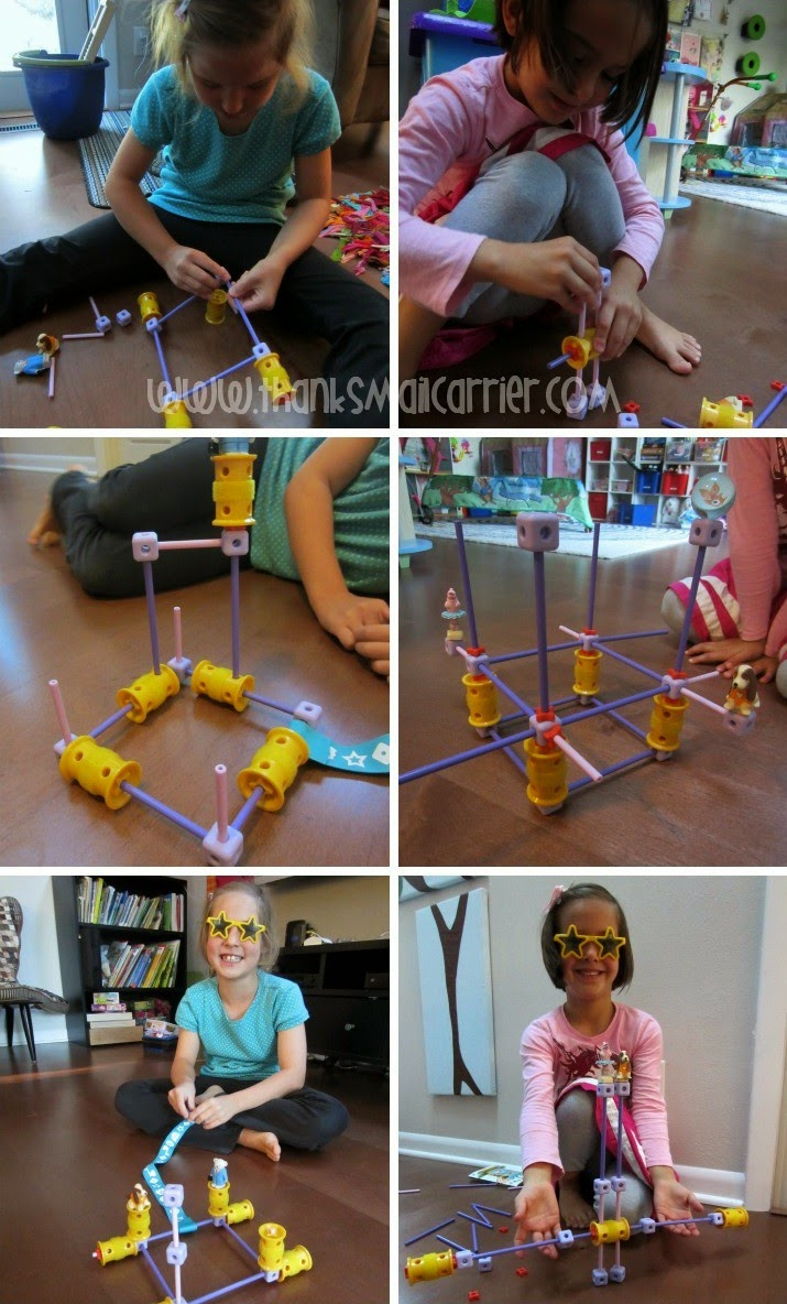 GoldieBlox engineering toys