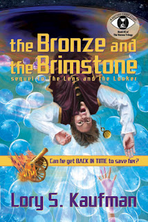 {Book Review} The Bronze and the Brimstone by Lory S. Kaufman