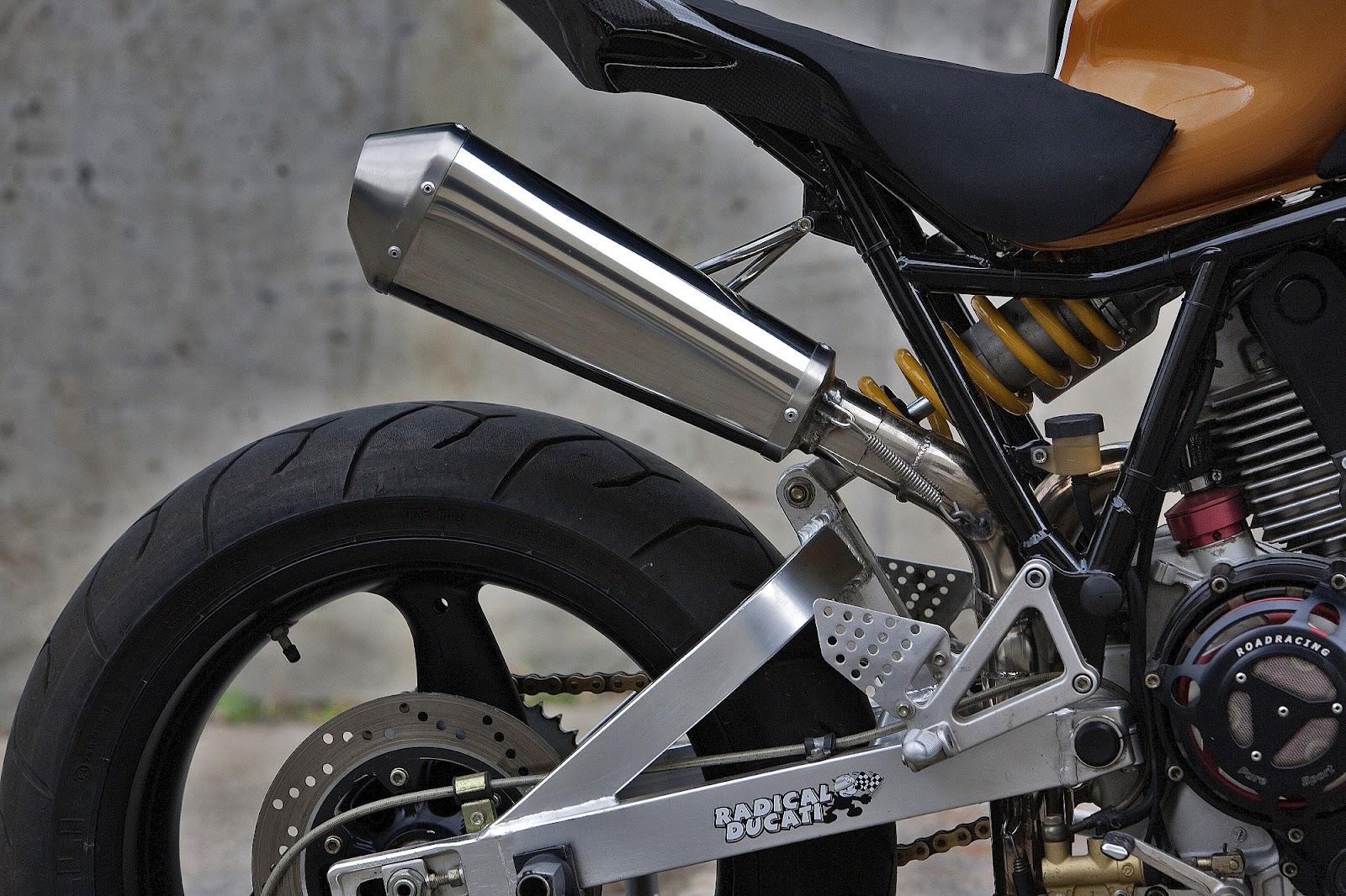 Radical Ducati S L   Matador By Radical Ducati  2012