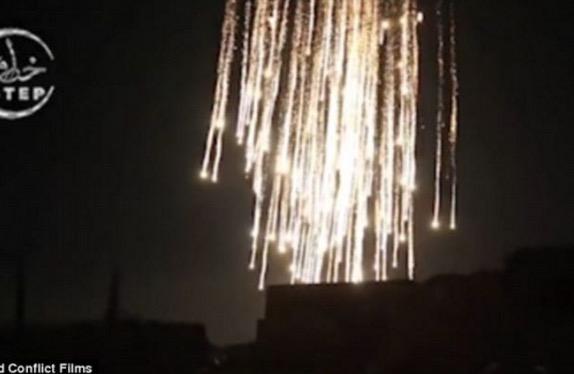 Senjata kimia digunakan Russia serang penduduk Syria