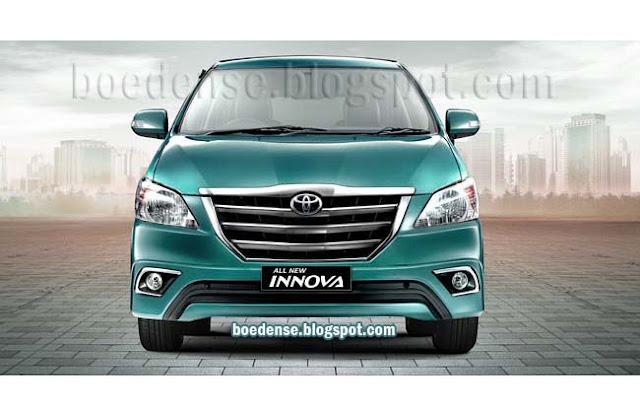 Toyota Innova 2016 new