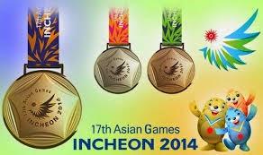 Pingat Sukan Asia 2014 Incheon