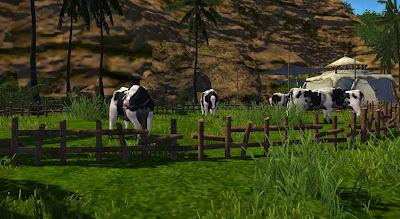 ArcheAge Ездовая корова