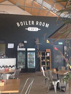 Boiler Room Cafe Durban