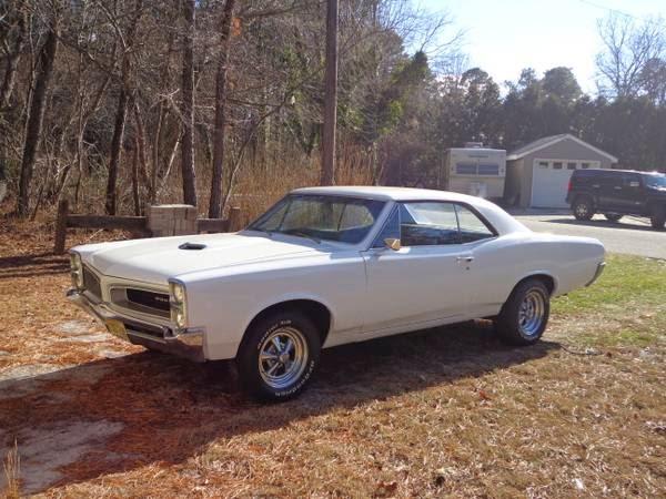 1966 Pontiac Lemans For Sale Buy American Muscle Car