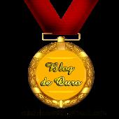 medalha de ouro.