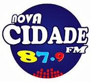 Rádio Nova Cidade FM 87,9 em Alto Alegre do Maranhão