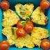 Bento: ryżowe babeczki z warzywami